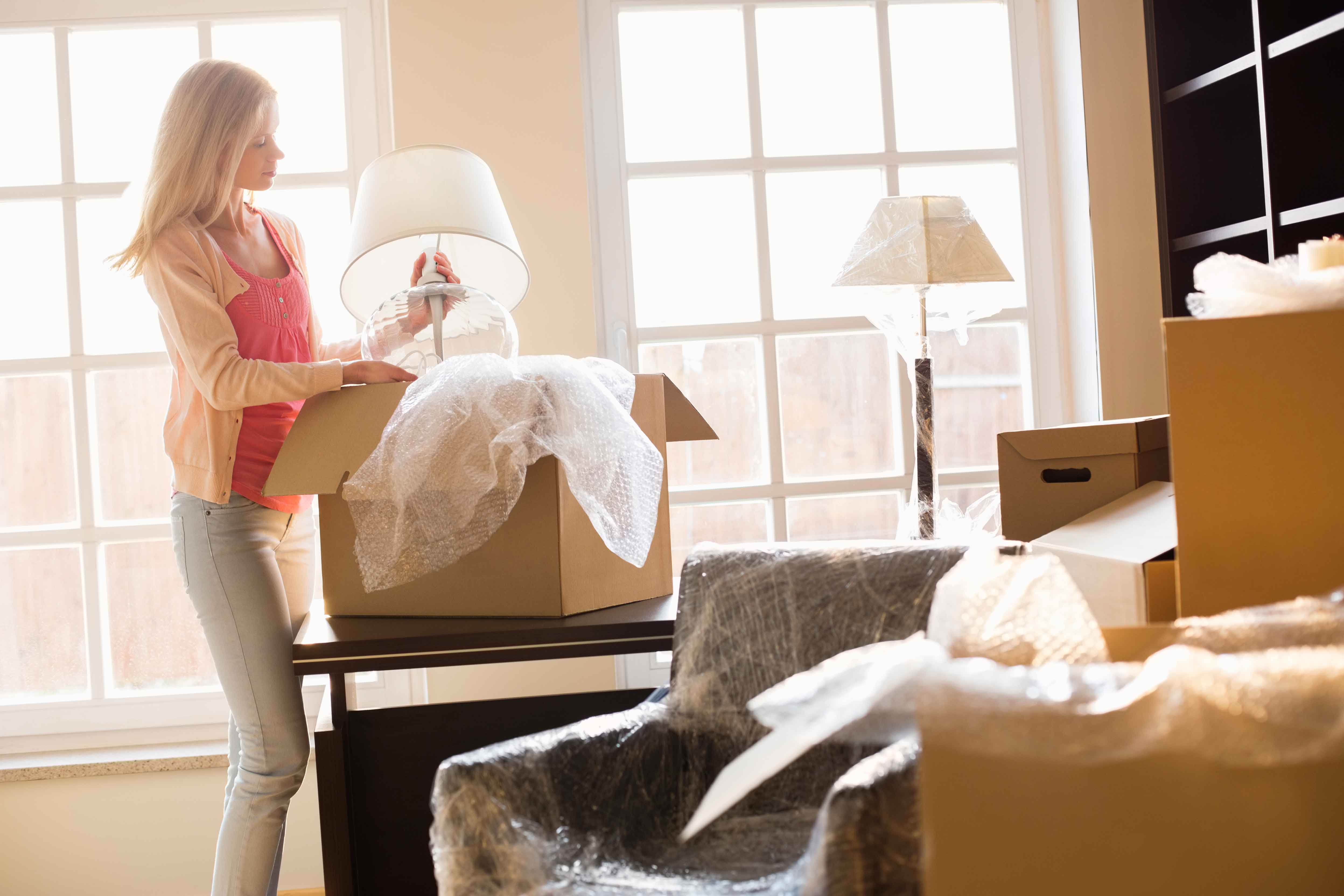 Household Removals packing & unpacking