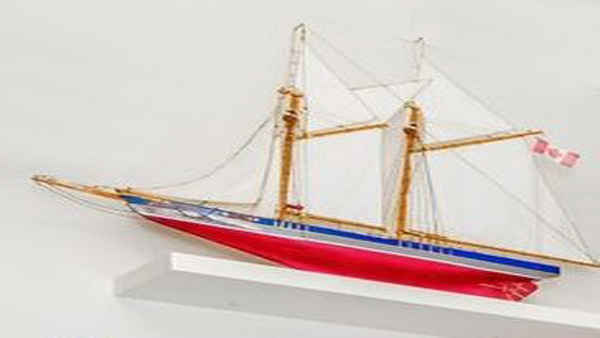 #Packing a Model Ship#